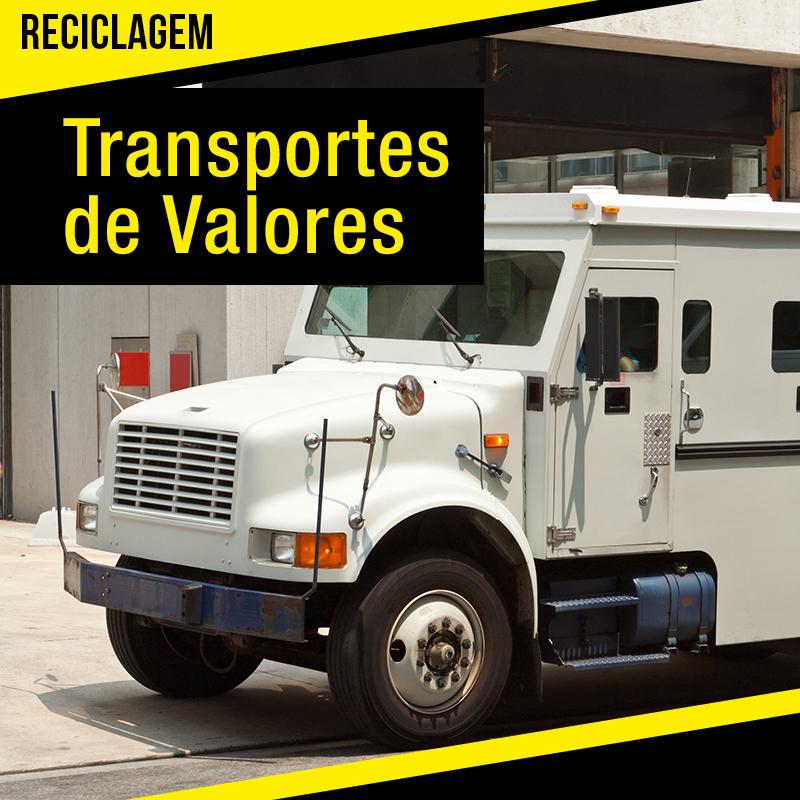 Transportes de Valores - Reciclagem